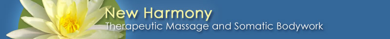New Harmony Therapeutic Massage and Somatic Bodywork